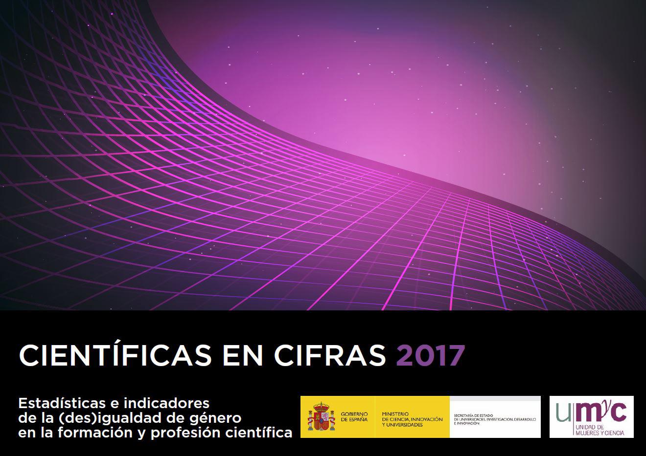 Científicas en Cifras 2021